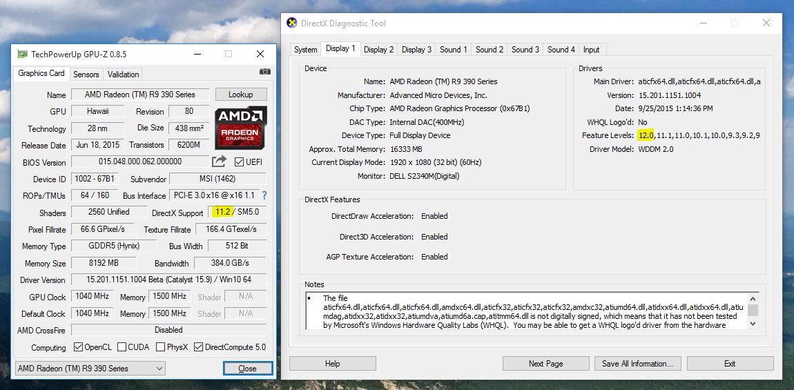 amd catalyst 15.8 driver download
