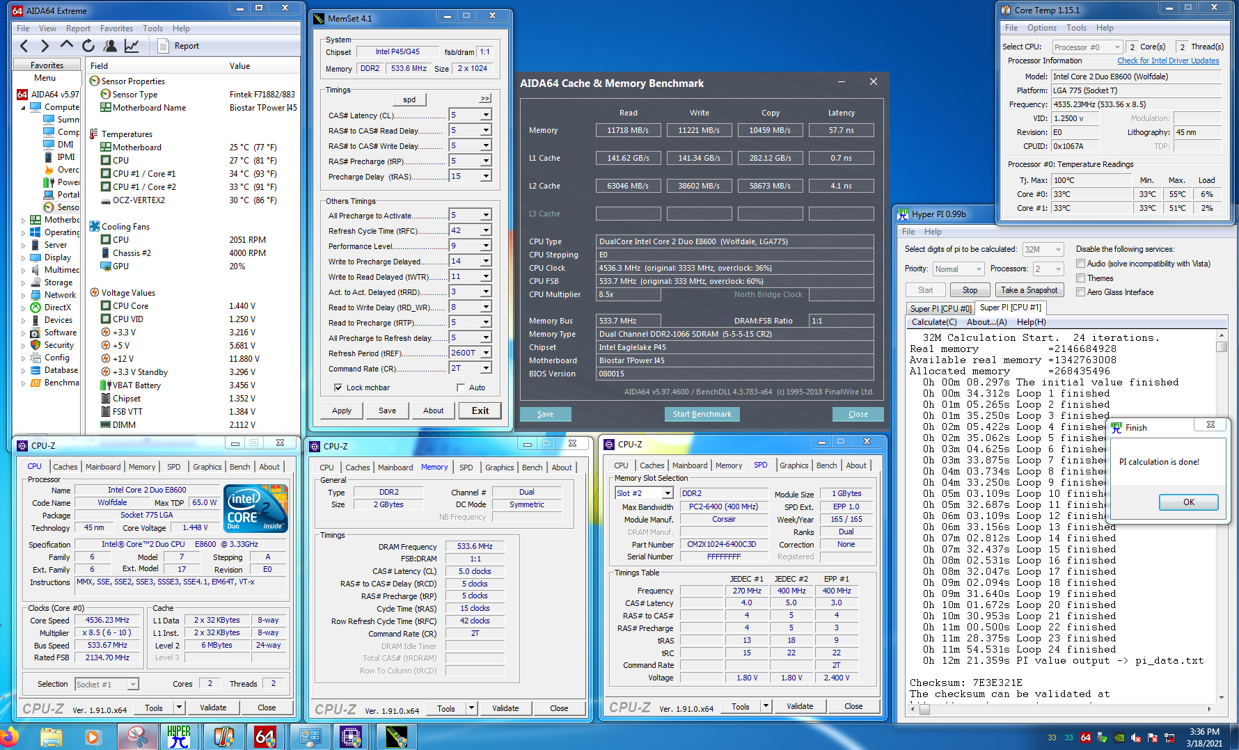 E8600 4.536GHz DDR2-1066.PNG