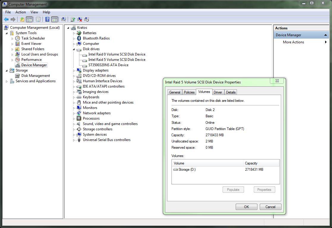 External detected but can't access   TechPowerUp Forums