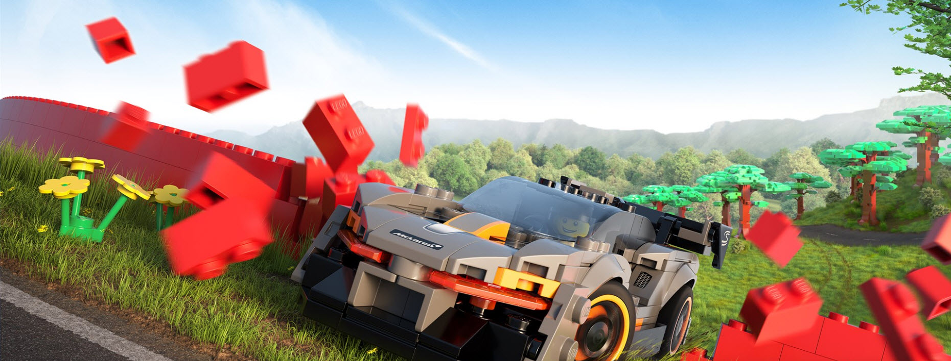 Forza Horizon 4 gets Lego Speed Champions | TechPowerUp Forums