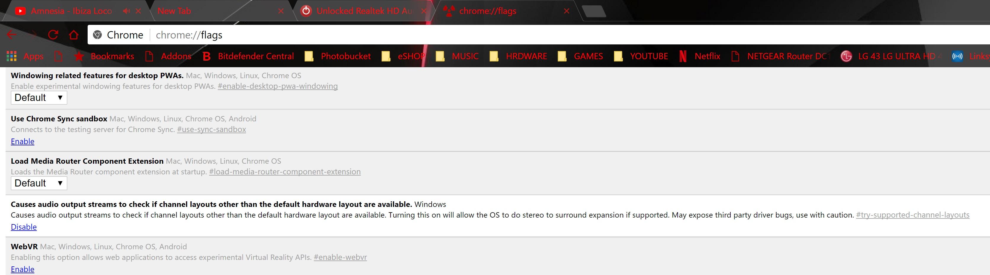 Unlocked Realtek HD Audio Drivers Windows 7 & 8 (With Dolby Digital