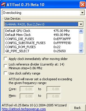 X800 fuses data for unlocking | Page 34 | TechPowerUp Forums