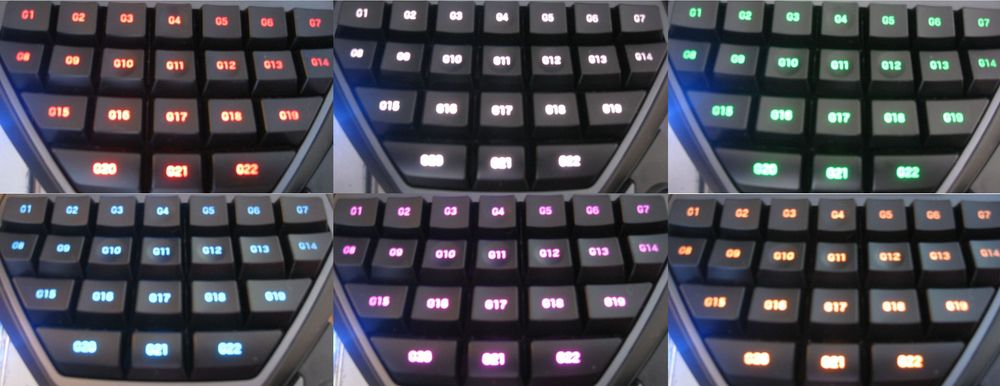 Logitech G13 Advanced Gameboard [unboxing and mini-review