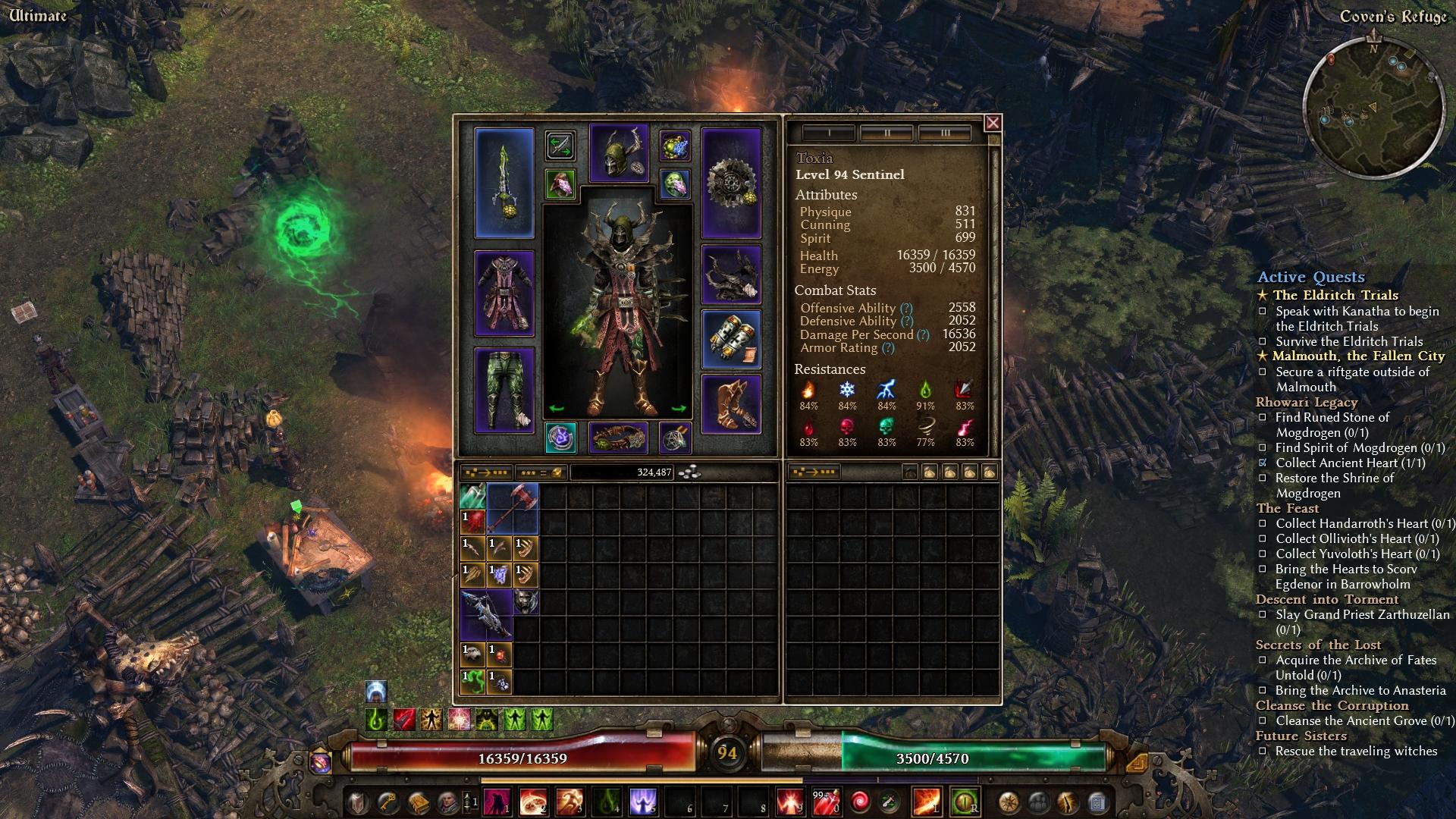 Grim Dawn ( Titan Quest \ Diablo fans ) | Page 4