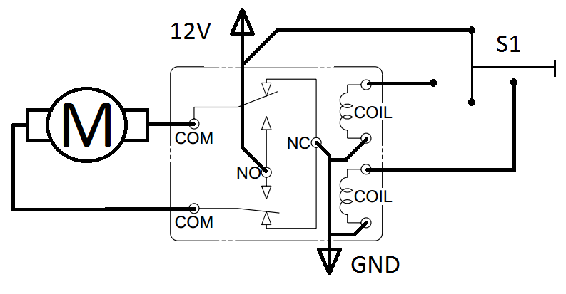 h-bridge wiring help | techpowerup forums renault megane window wiring diagram renault megane abs wiring diagram #15