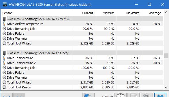 HWiNFO64 v6.12-3930 Sensor Status [4 values hidden] 02-Nov-19 20_17_17.png