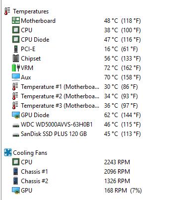 Ryzen 5 1600 Temperatures w/ Water Cooler | TechPowerUp Forums