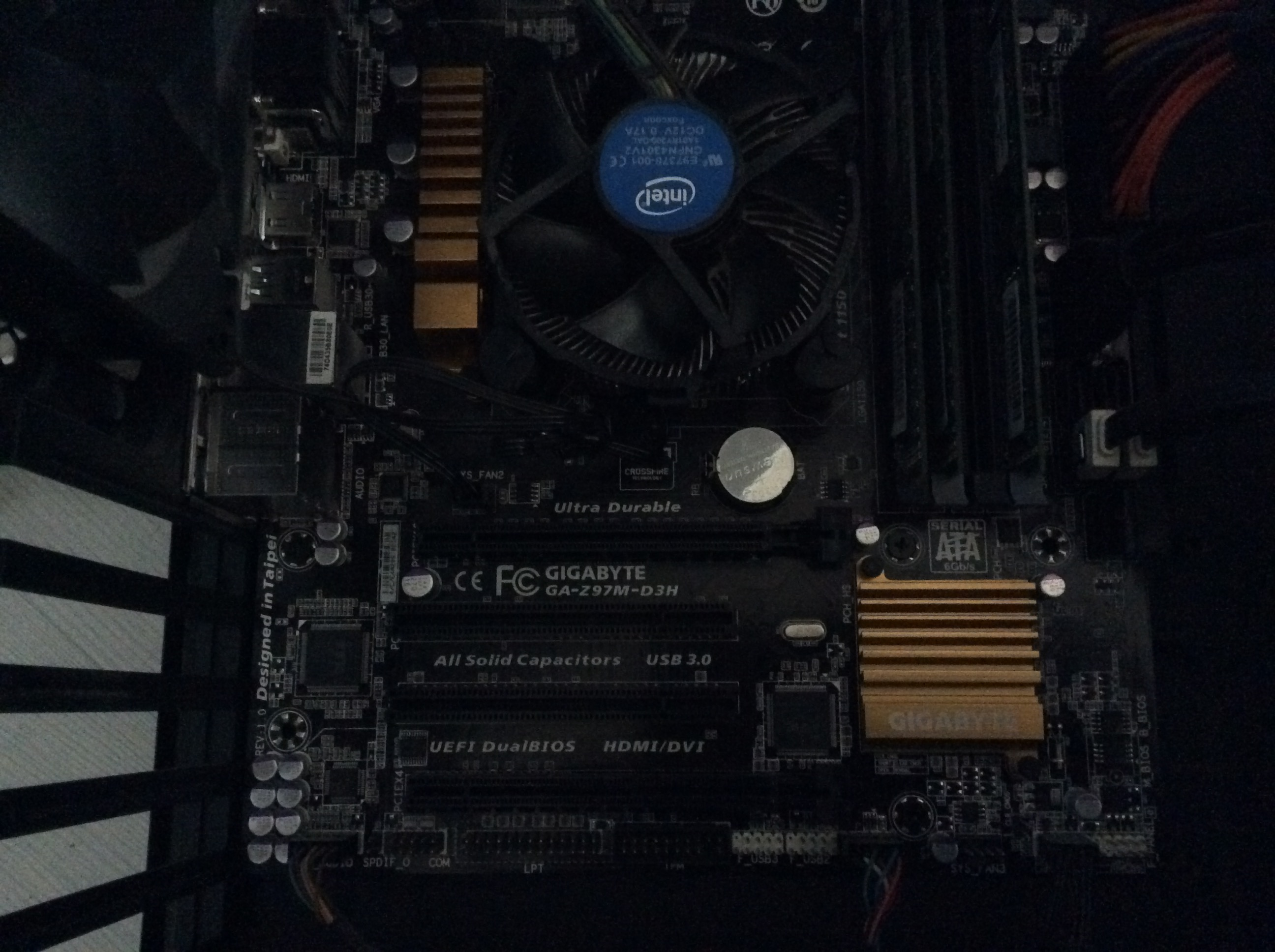 Black Screen Issue After Attach Graphic Card | TechPowerUp Forums