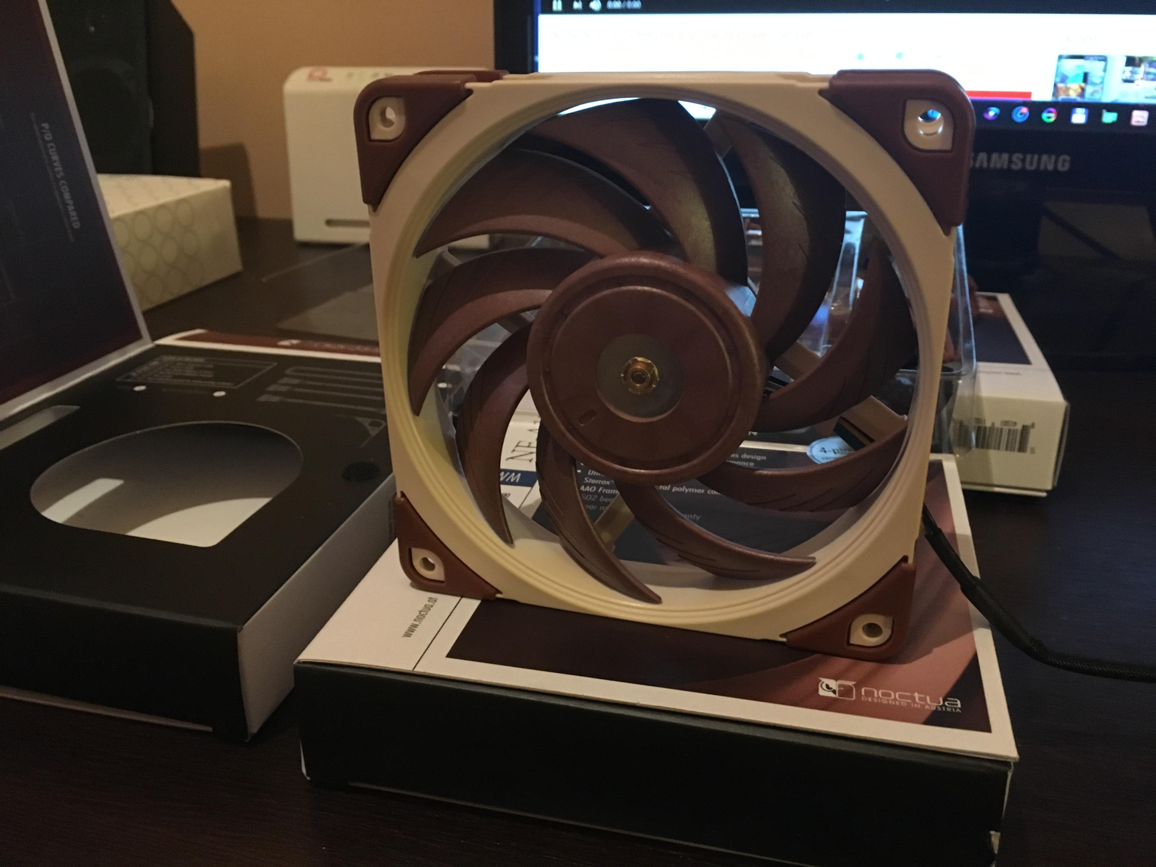 Noctua NF-A12x25 PWM Fan | Page 3 | TechPowerUp Forums