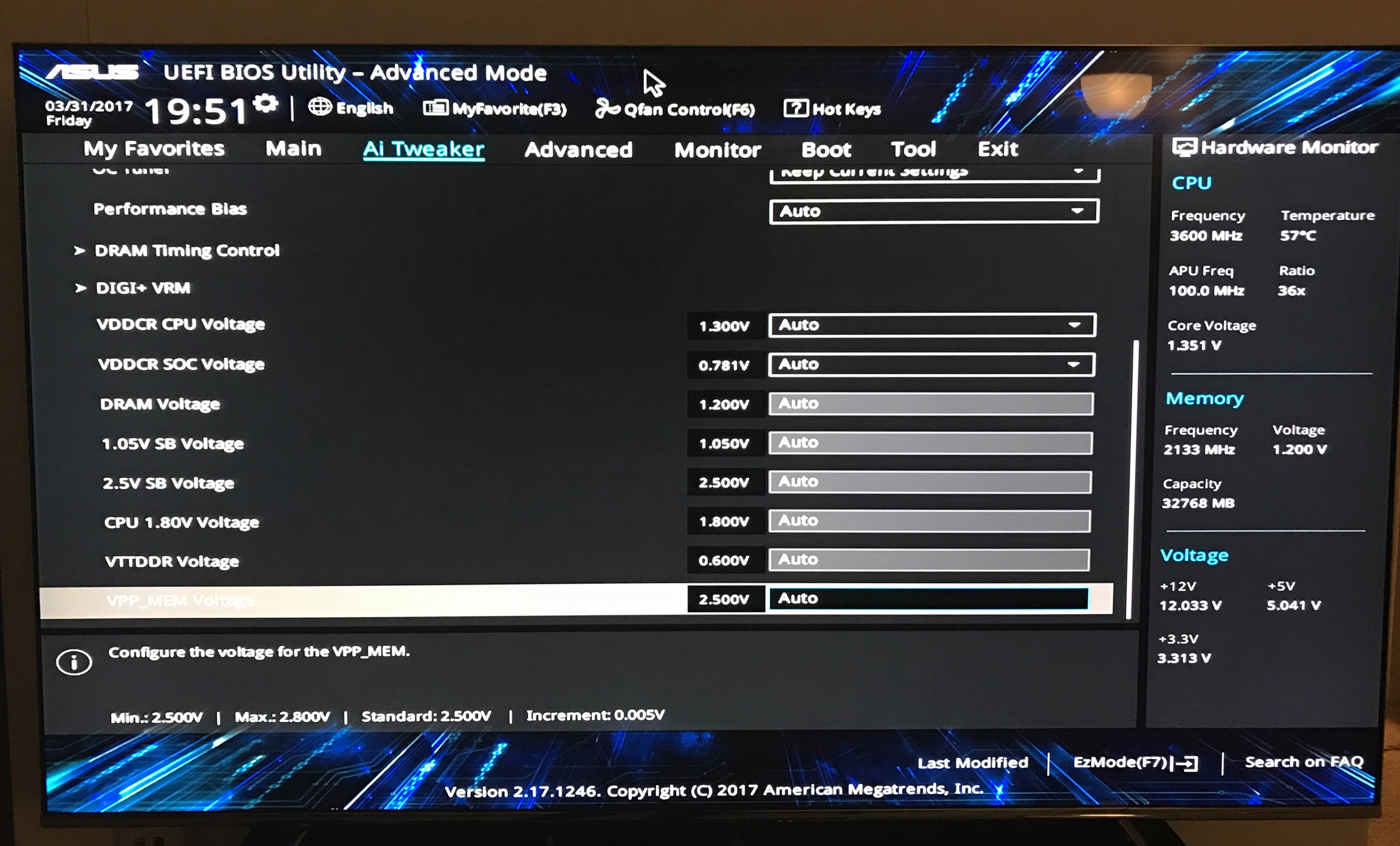 AMD RyZen 1800x 57-62 degrees Celsius when idle with H100i