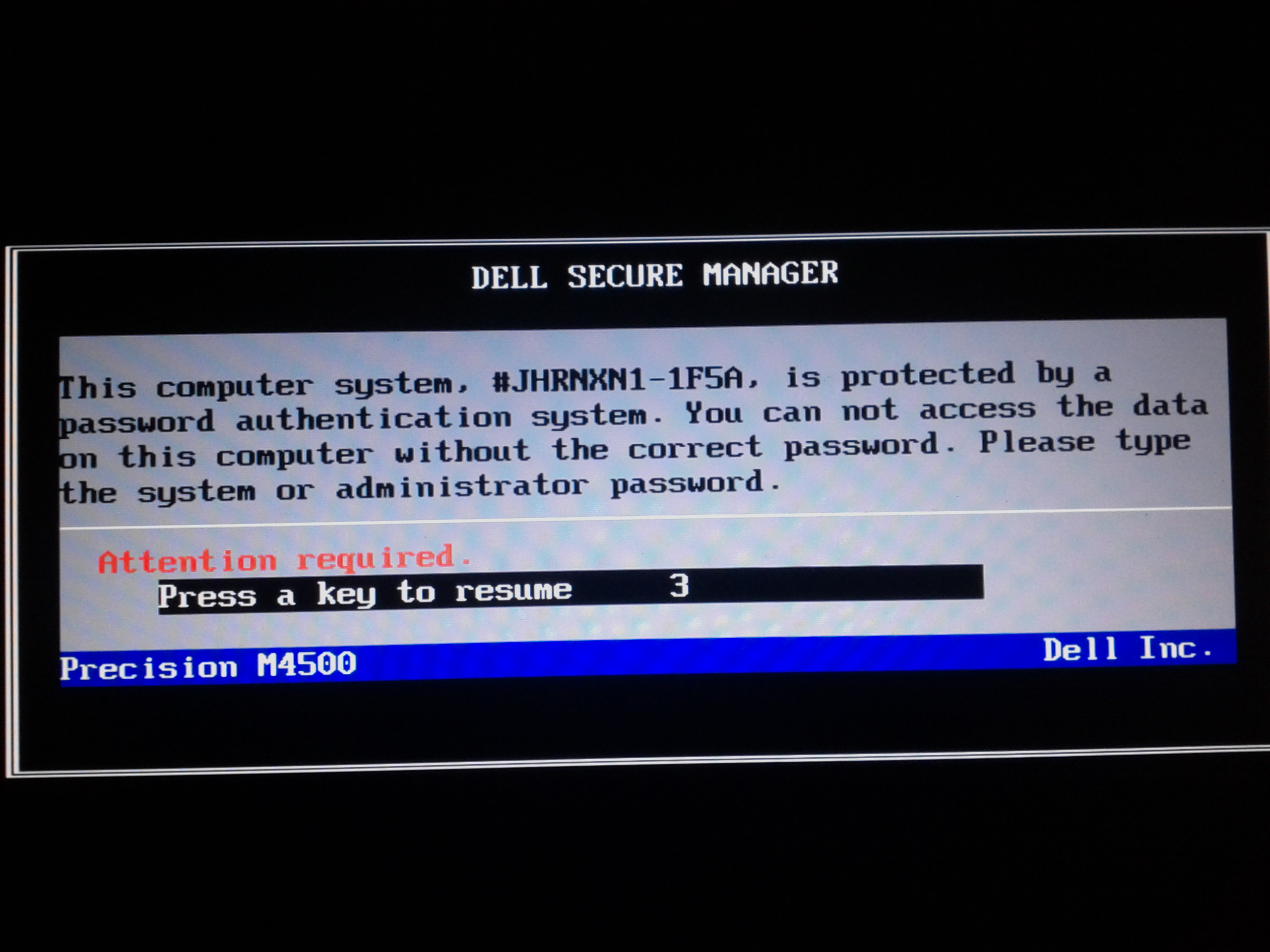 Dell bios passwords 595B and 2A7B | Page 32 | TechPowerUp Forums