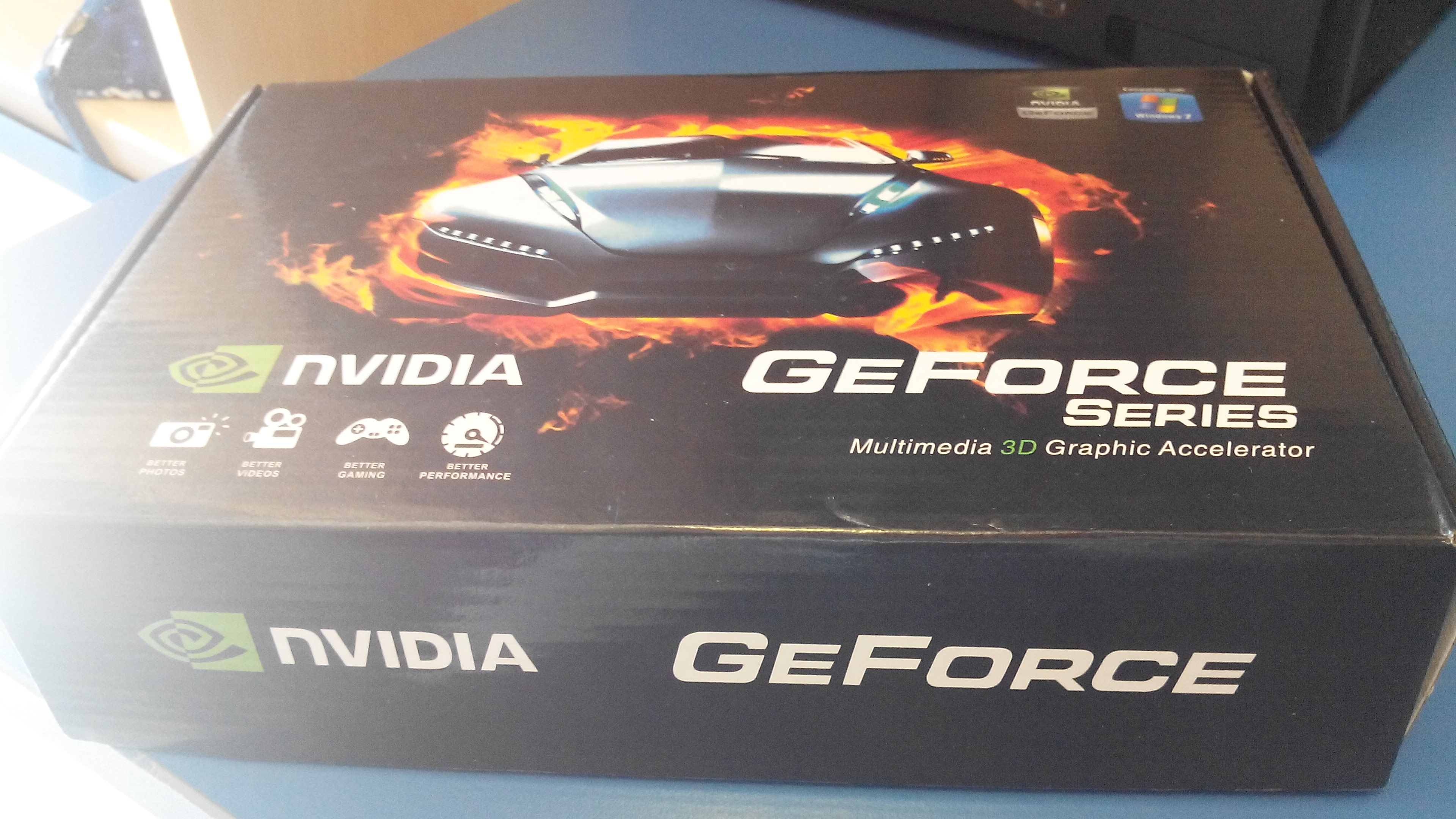 Is this a fake Nvidia Geforce GTX 750 TI? | TechPowerUp Forums