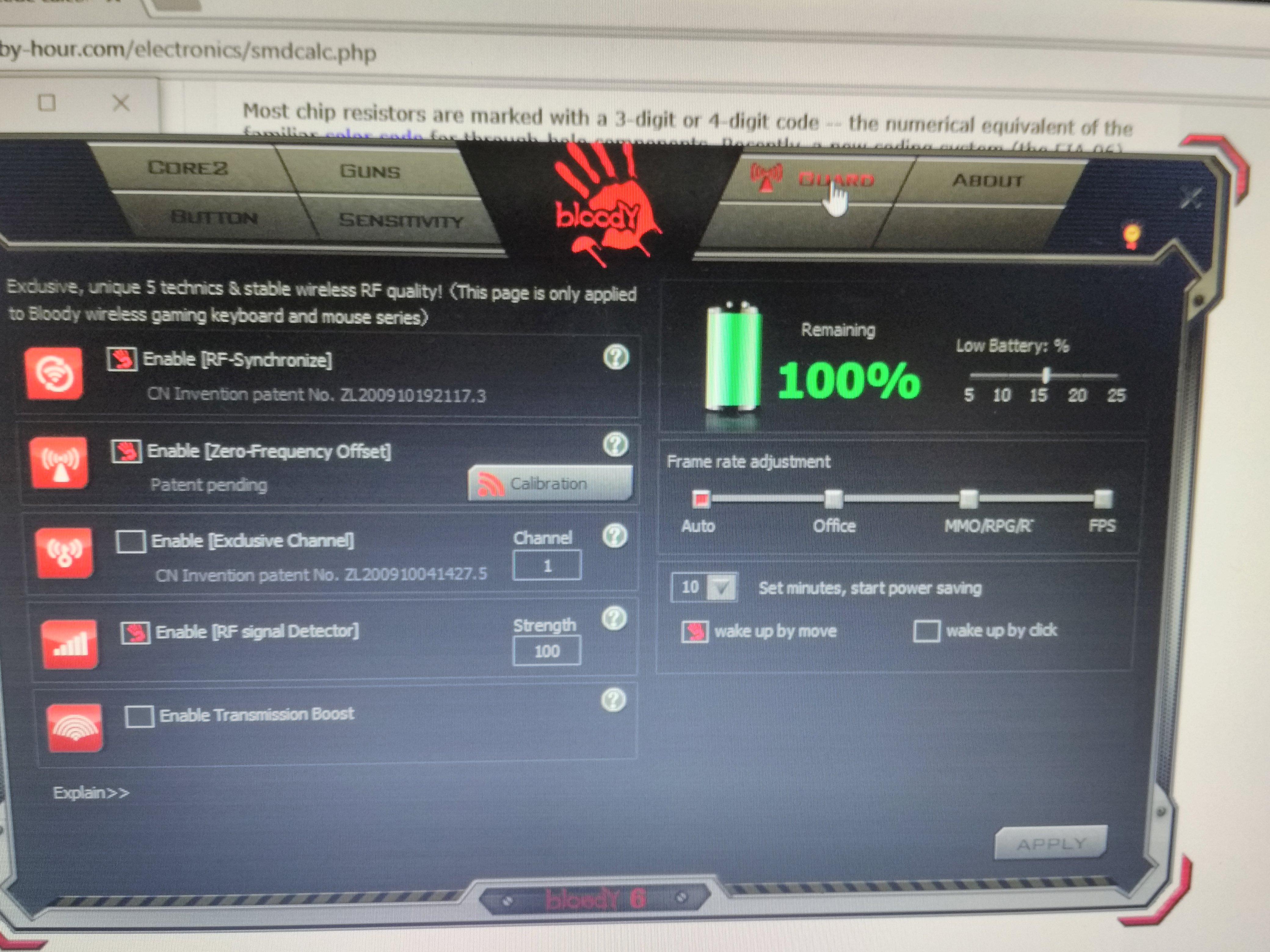 a7306dcd142 A4Tech Bloody RT7 Repair report (lazy sunday)   TechPowerUp Forums