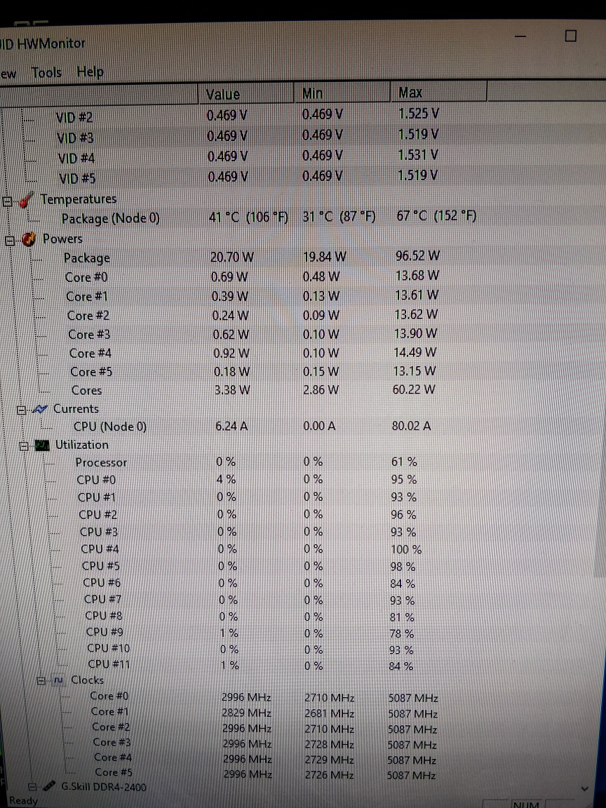 Ryzen 2600X Stock Boost to 5 1GHz | TechPowerUp Forums
