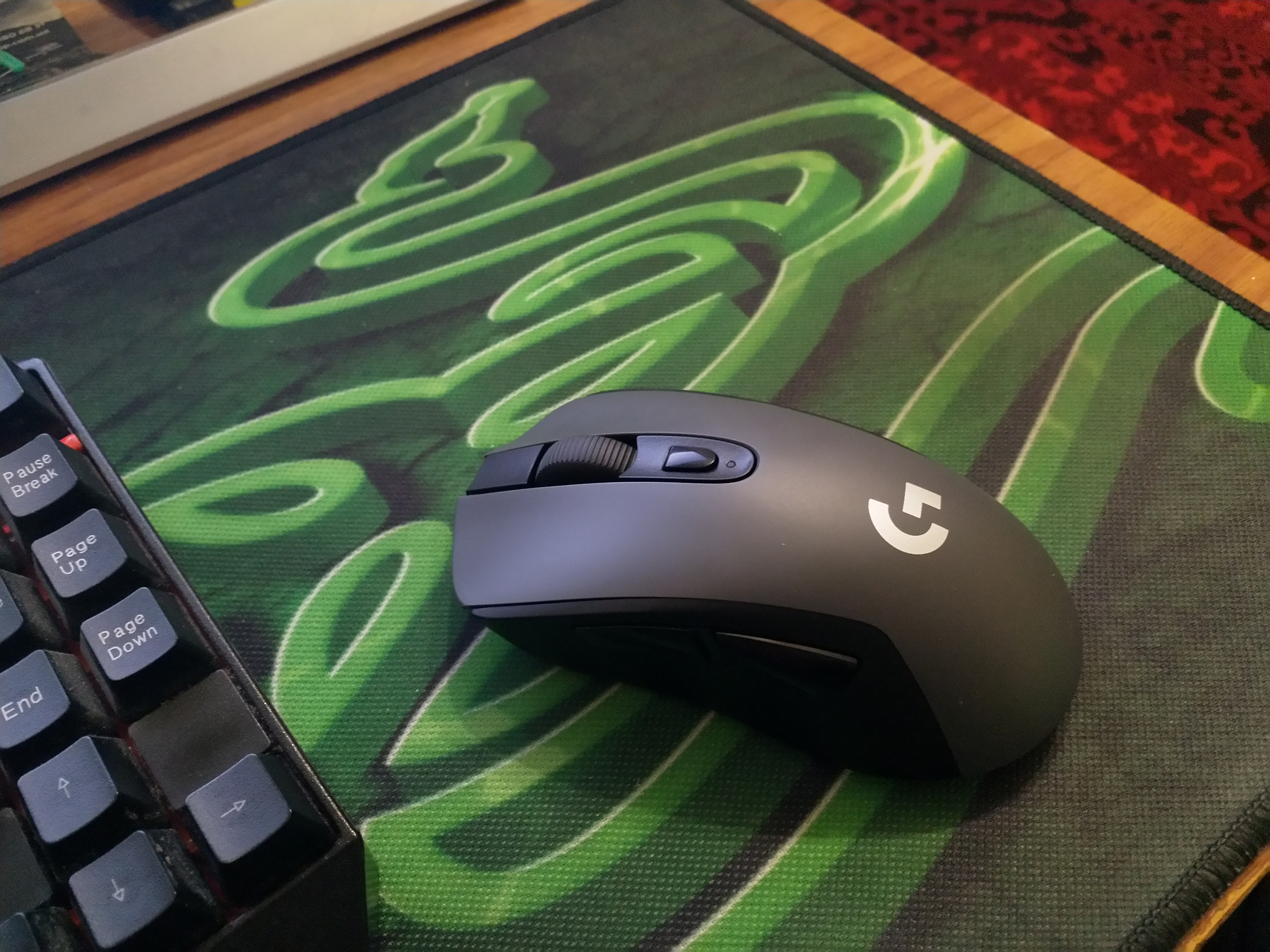 Logitech owners club! | Page 7 | TechPowerUp Forums