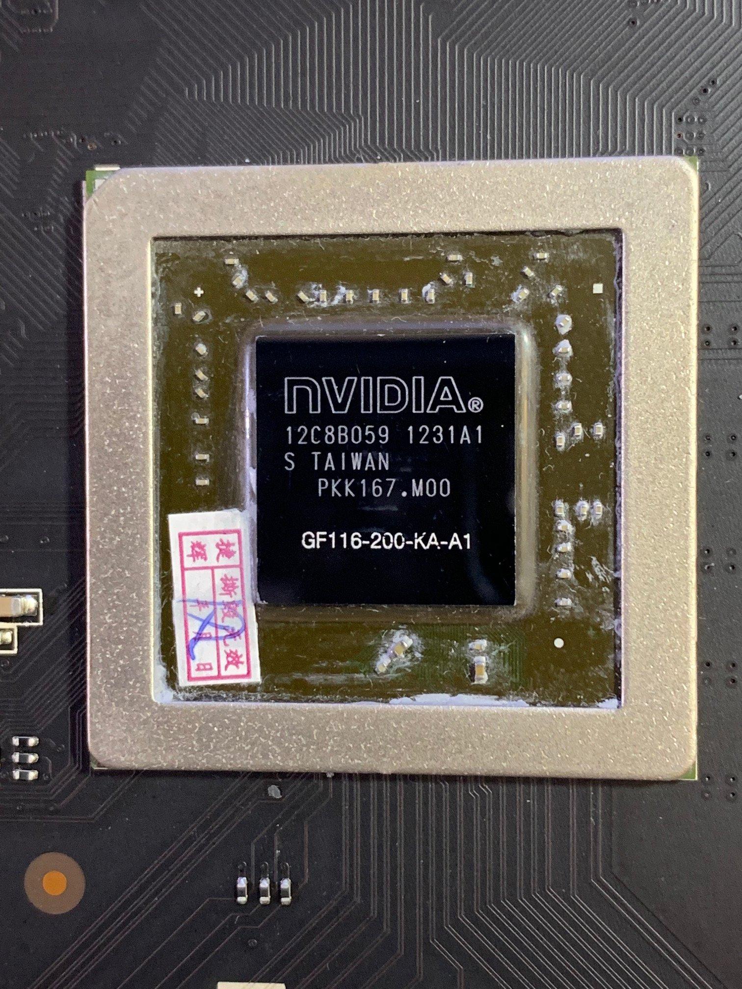 Please help me identify this fake GTX 1050 Ti | TechPowerUp Forums