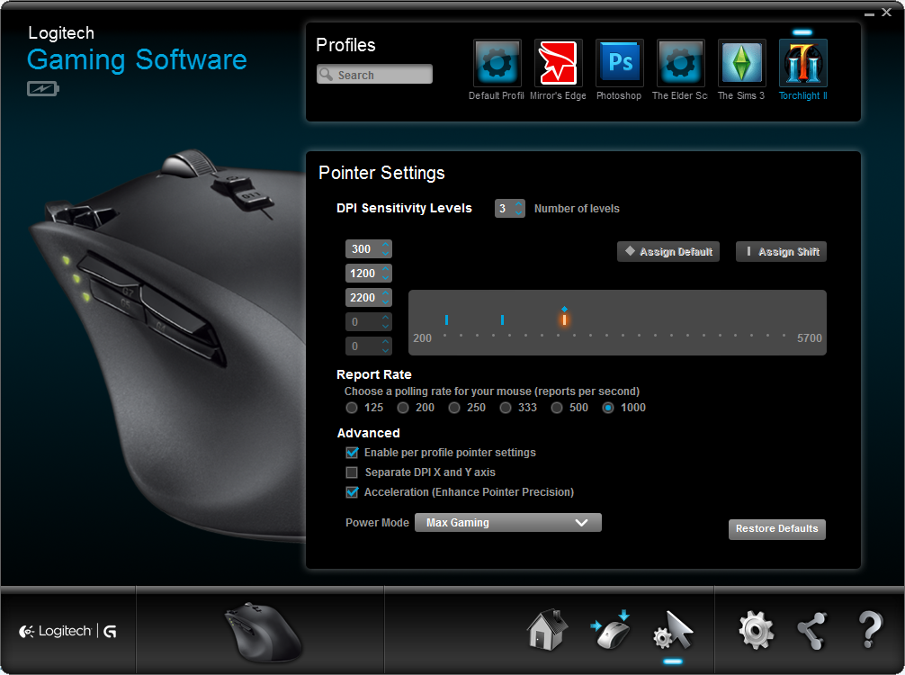 Logitech G602 Wireless Gaming Mouse Page 2 Techpowerup Forums
