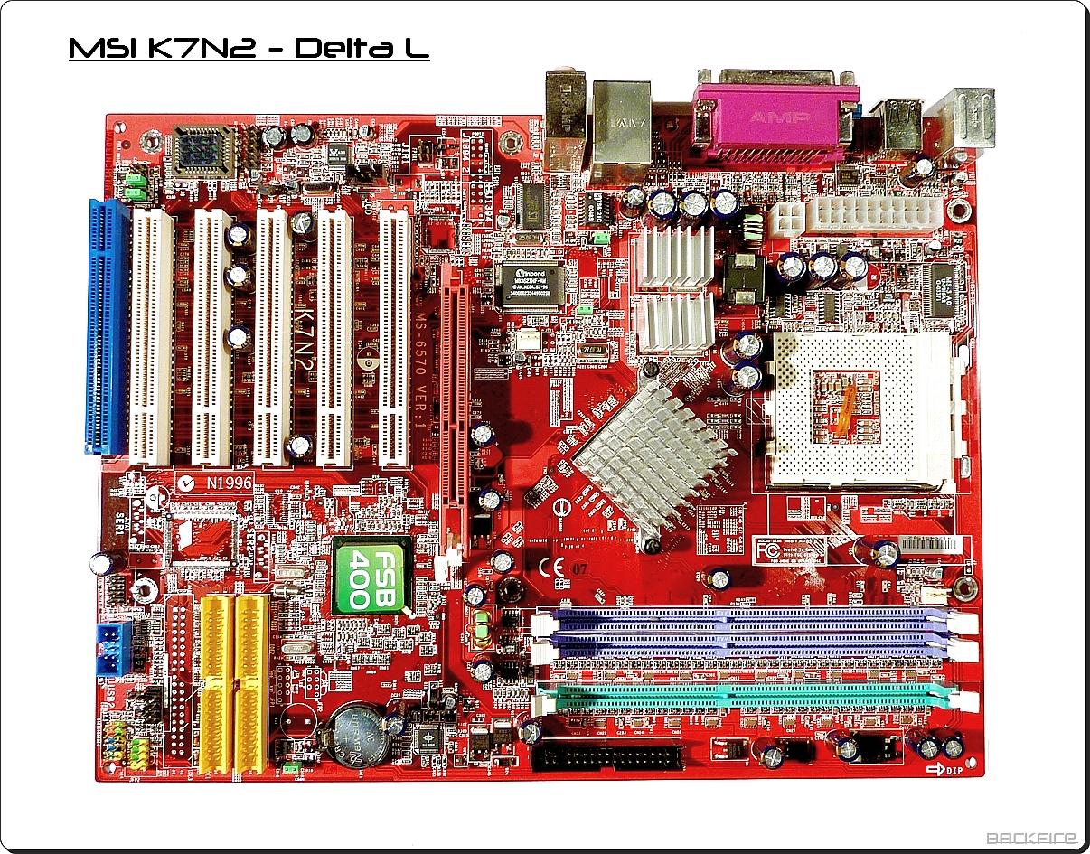 MSI K7N2 - Delta L 1200.JPG