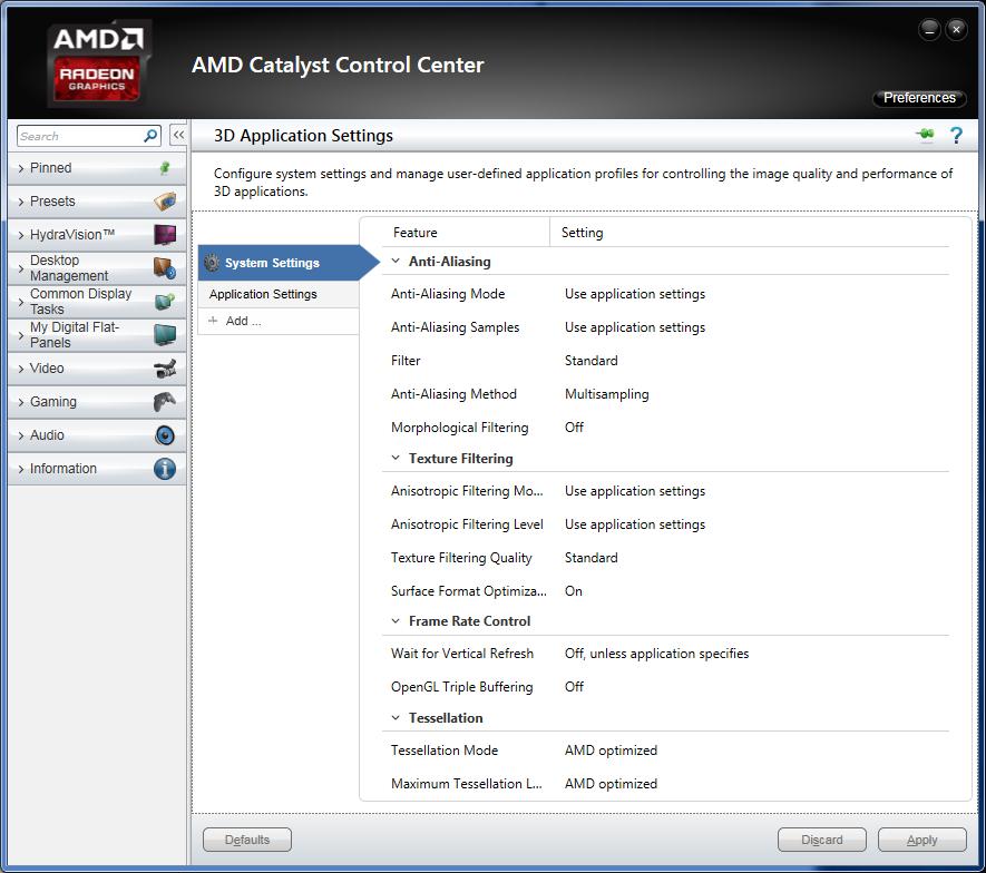 AMD Delivers Catalyst 13 11 Beta9 4 Graphics Driver