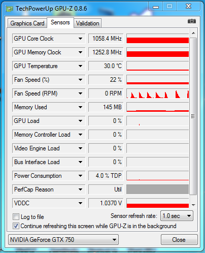 GPU Fan Spins Up and Down when Idle | TechPowerUp Forums