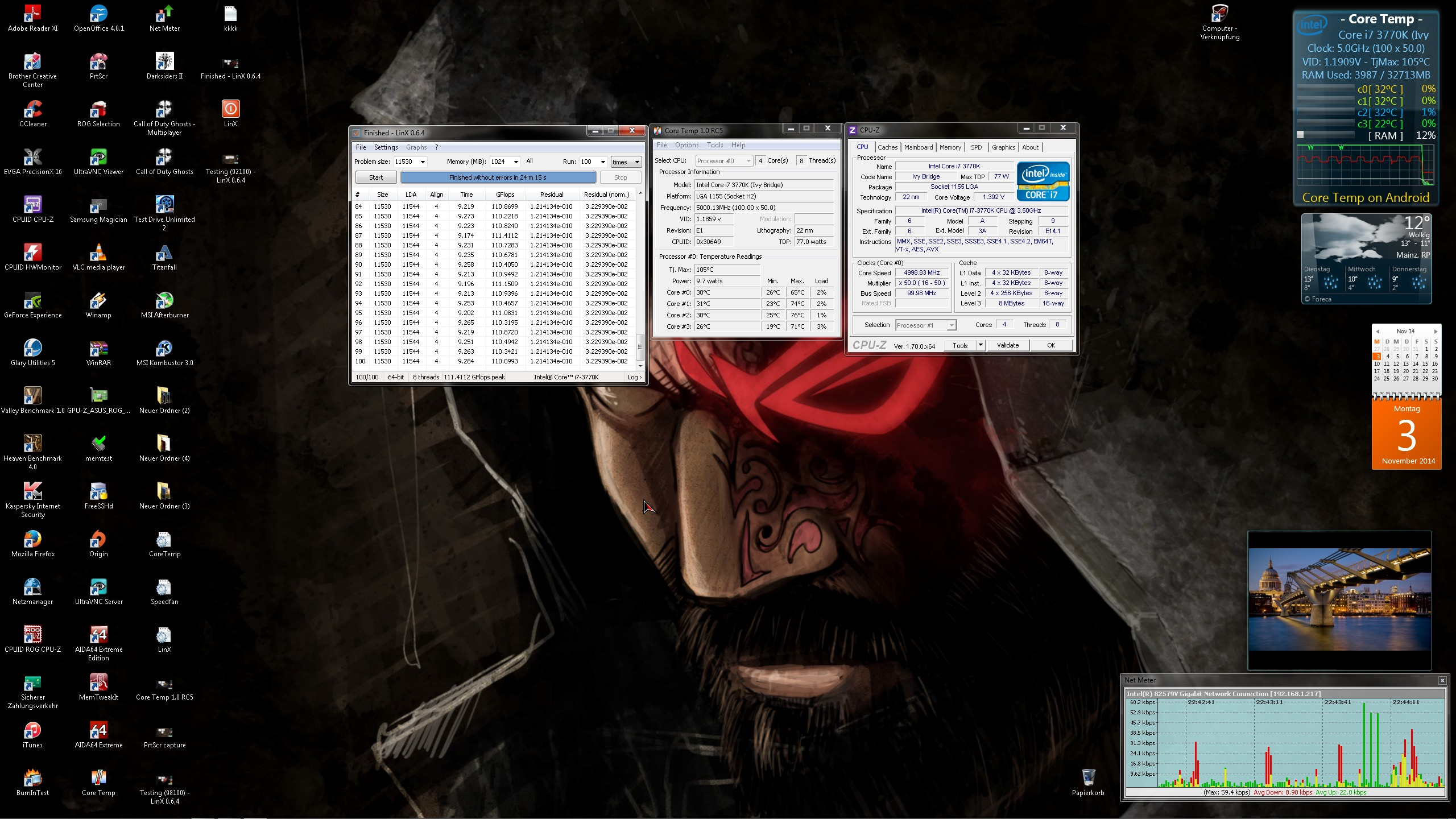 Post your Overclock Results | TechPowerUp Forums