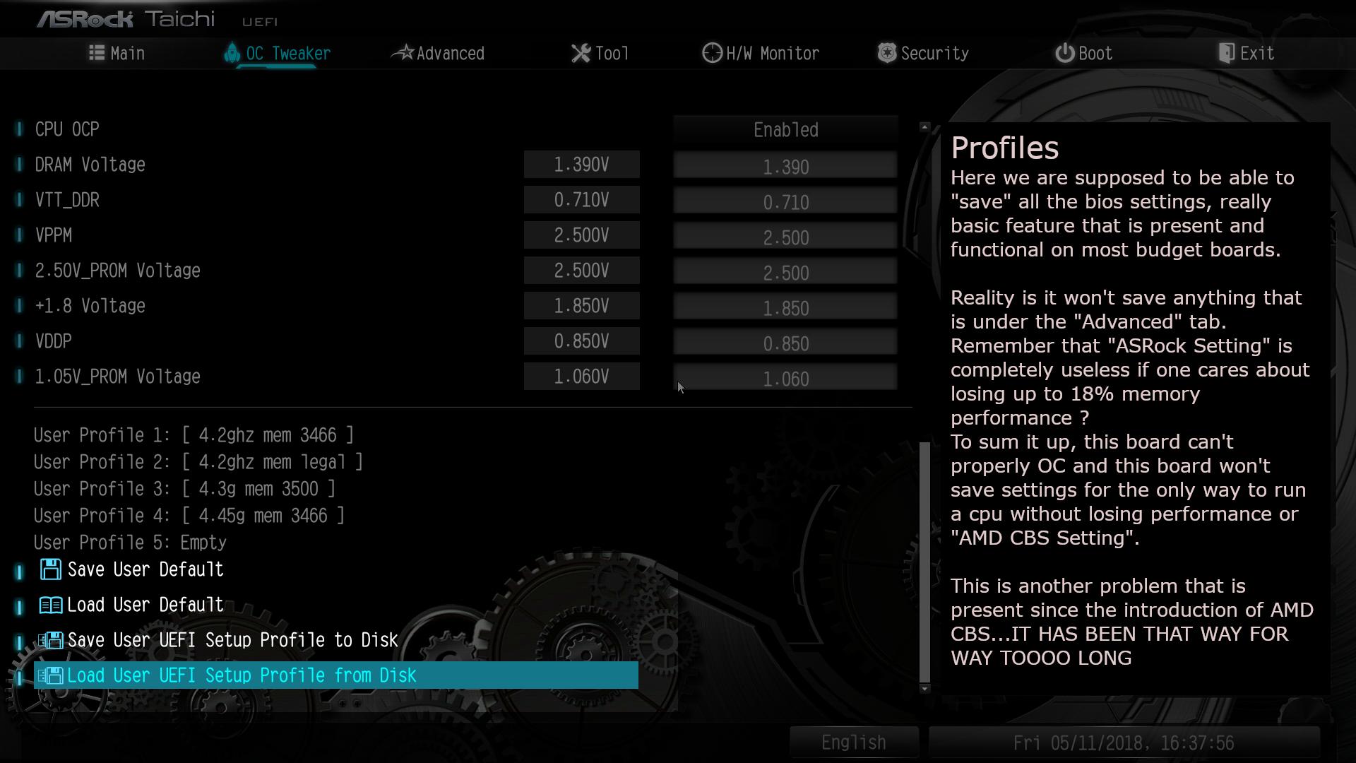 ASRock X370 Taichi (AMD AM4) | Page 4 | TechPowerUp Forums