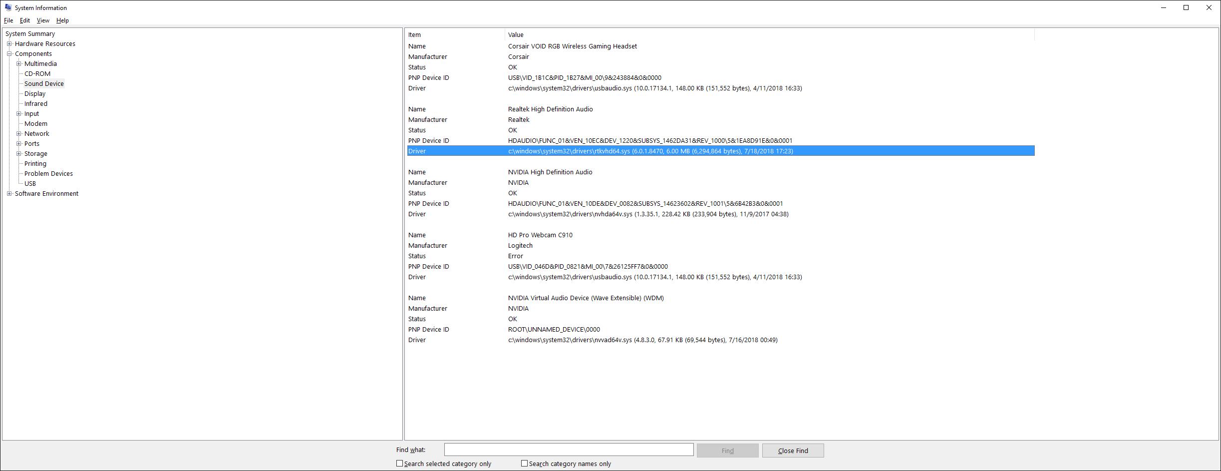 Nvidia virtual audio device wdm driver | NVIDIA  2019-04-21