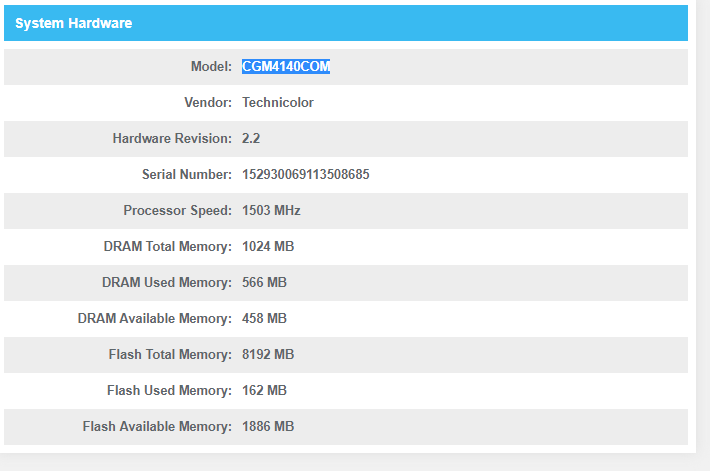 1GB Internet Very Inconsistent | Page 3 | TechPowerUp Forums