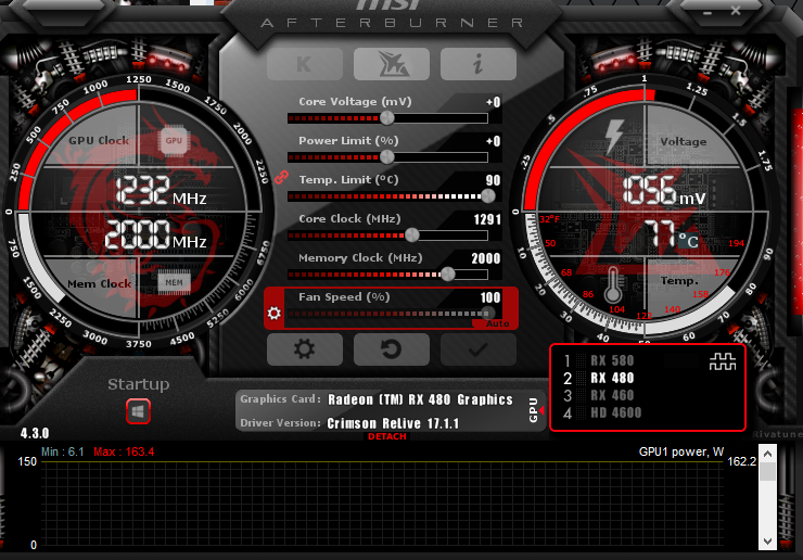 RX580,RX480,RX460 overclocking | TechPowerUp Forums