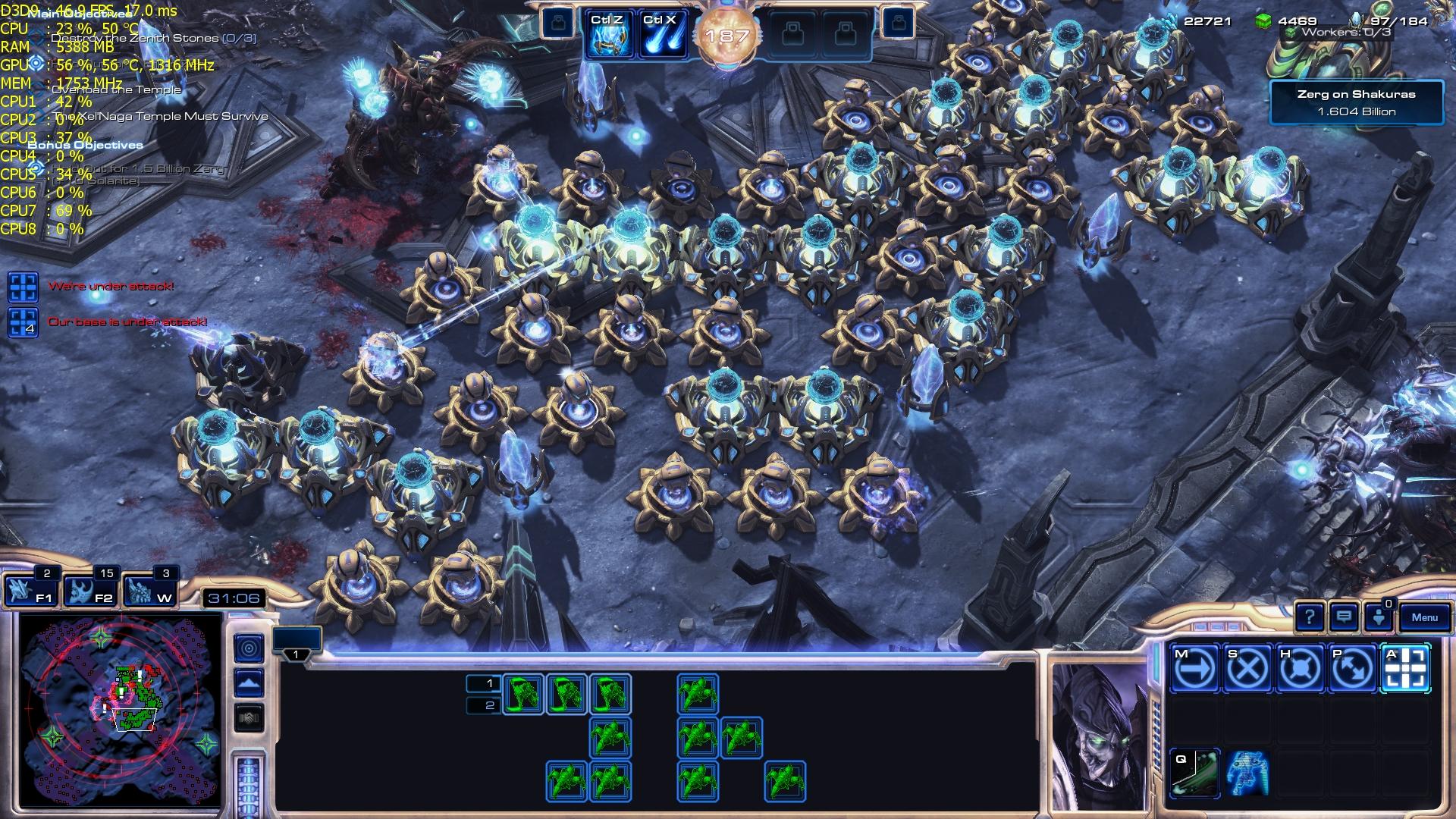 StarCraft II FPS problem   TechPowerUp Forums