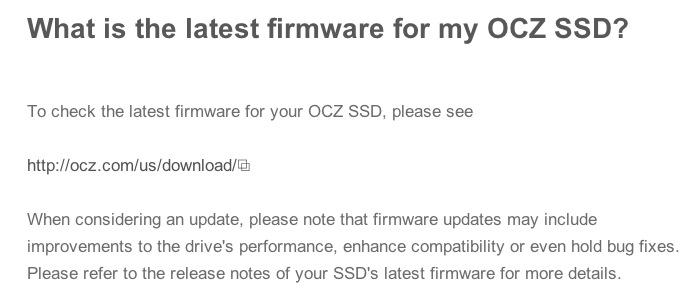 OCZ changed warranties again | TechPowerUp Forums