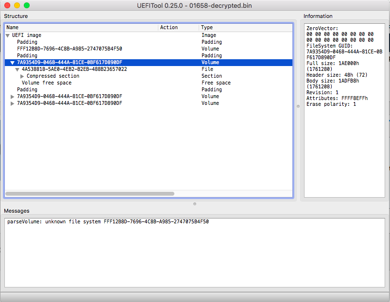 How to extract VBIOS from a bios update bin file - AMD HD 6770M - HP