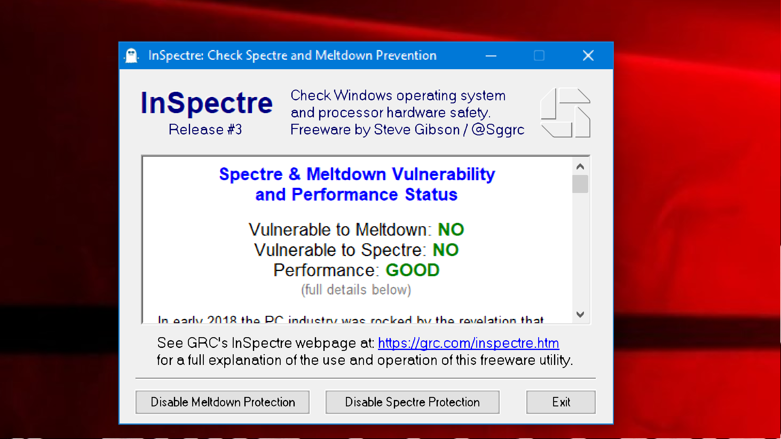 New vulnerabilities incoming - Spectre-NG | Page 2 | TechPowerUp Forums