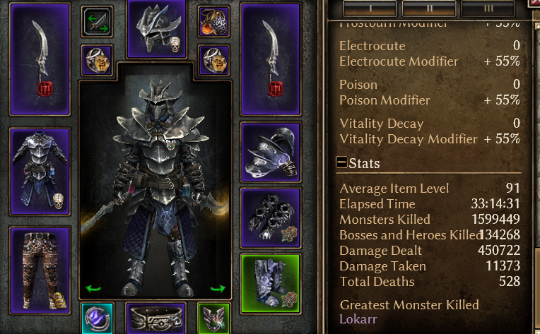 Grim Dawn ( Titan Quest \ Diablo fans ) | Page 2