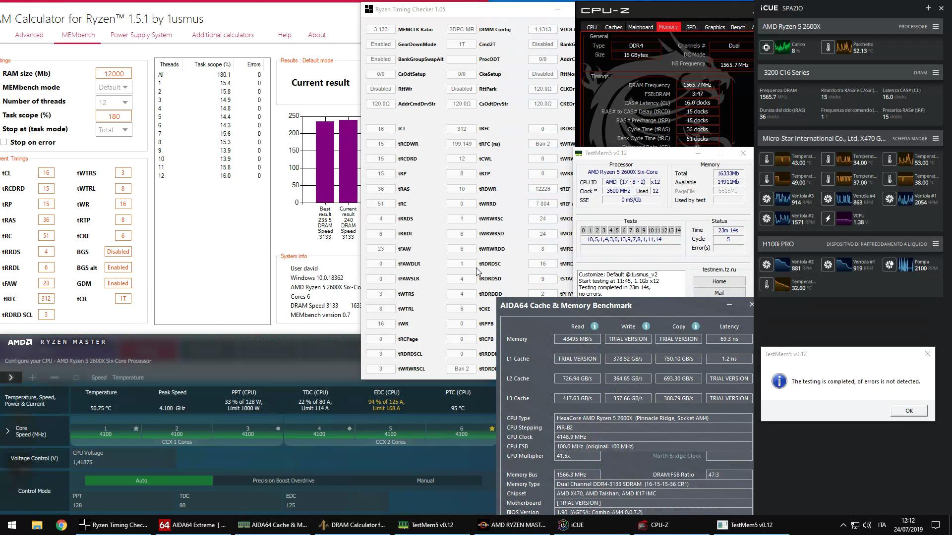 AMD Ryzen Memory Tweaking & Overclocking Guide | Page 5