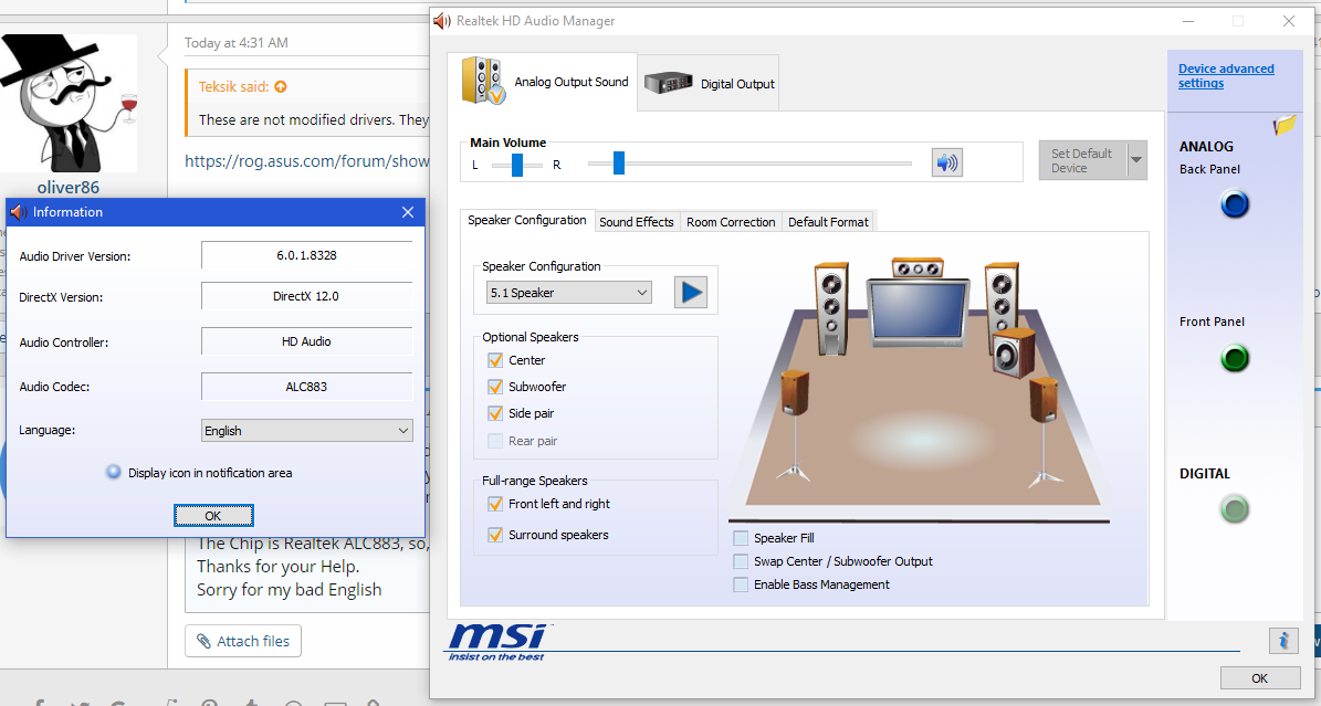 The Ultimate Realtek HD Audio Driver Mod for Windows 10   Page 97