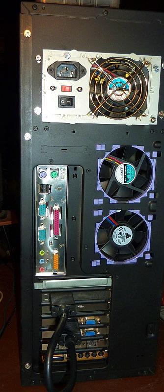 Slot A Asus K7M, Athlon Slot A 1GHz, Rage Fury MAXX, Voodoo II SLI, TerraTec EWS64 XL 04.jpg