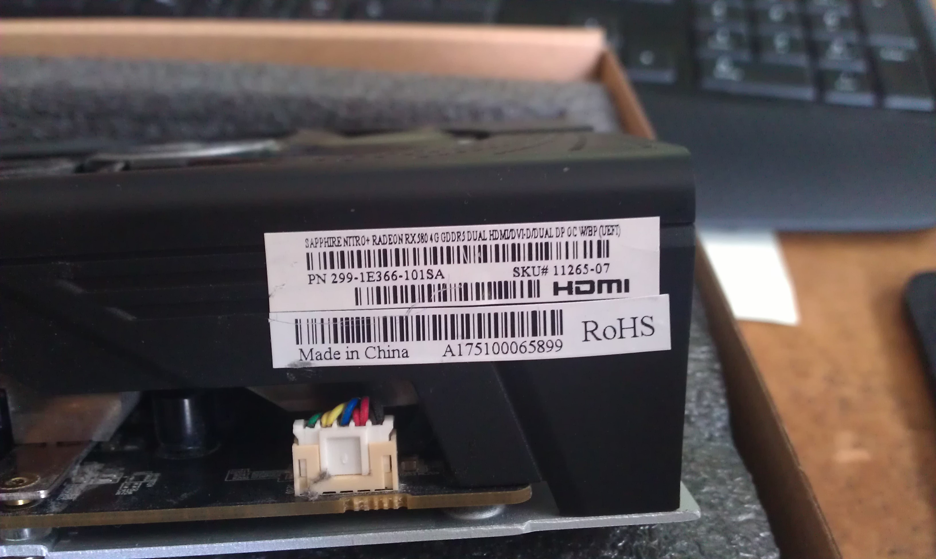 sapphire rx 580 nitro 4gb flash back to stock bios | TechPowerUp Forums