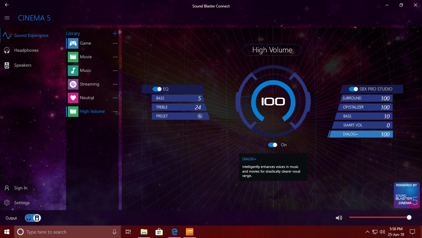 Making Audio Enhancers Work on Windows   Page 12