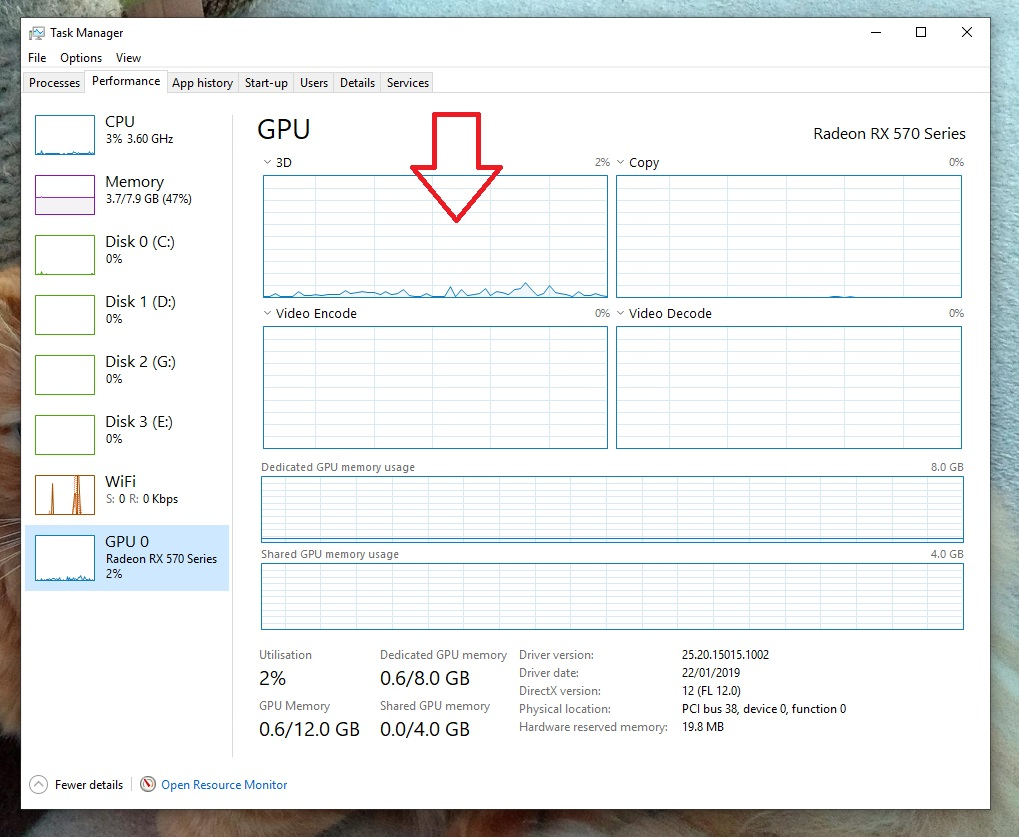 Issues with RX 570 Nitro+ 8GB | TechPowerUp Forums