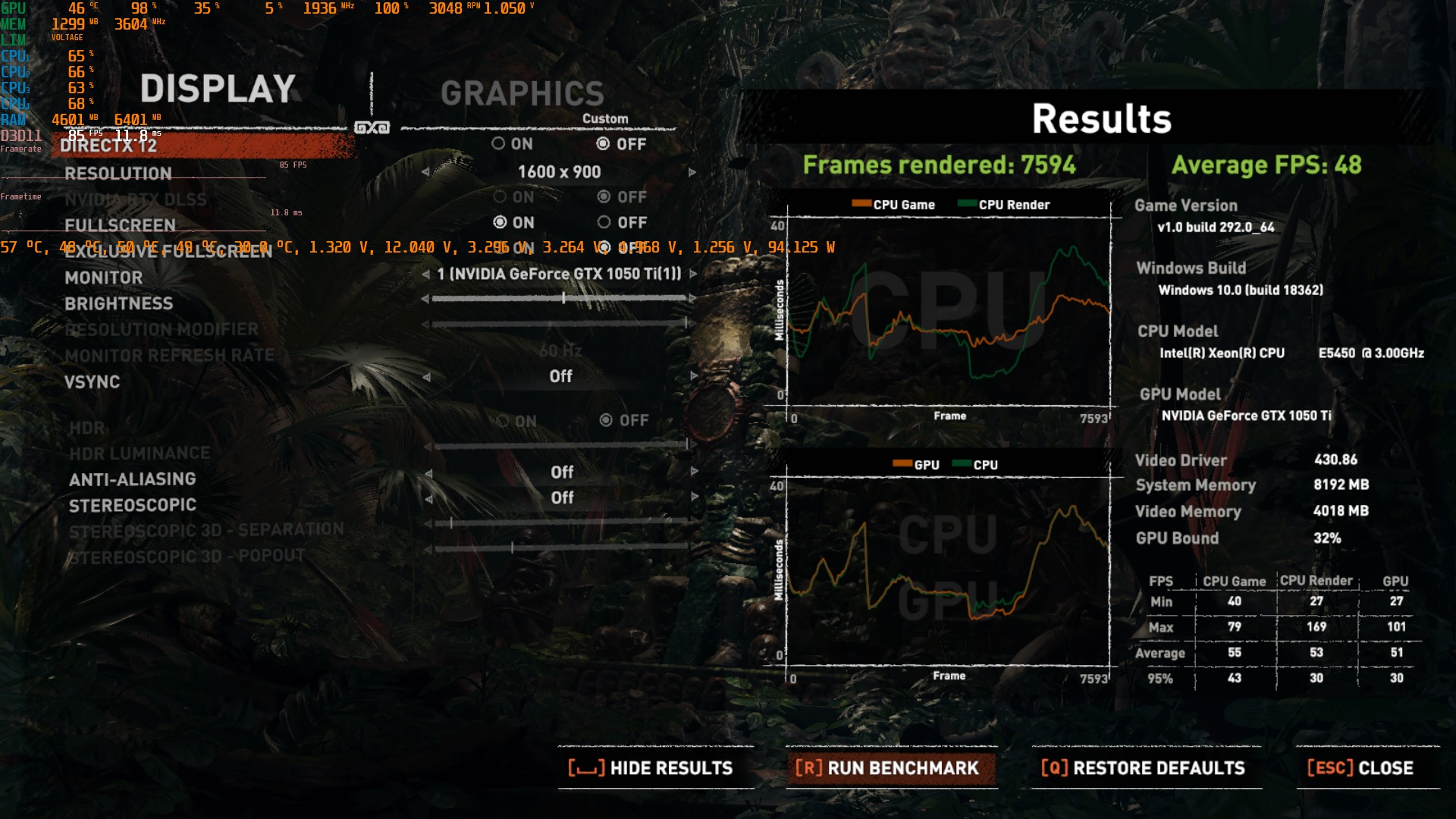 Shadow of the Tomb Raider benchmark | Page 3 | TechPowerUp