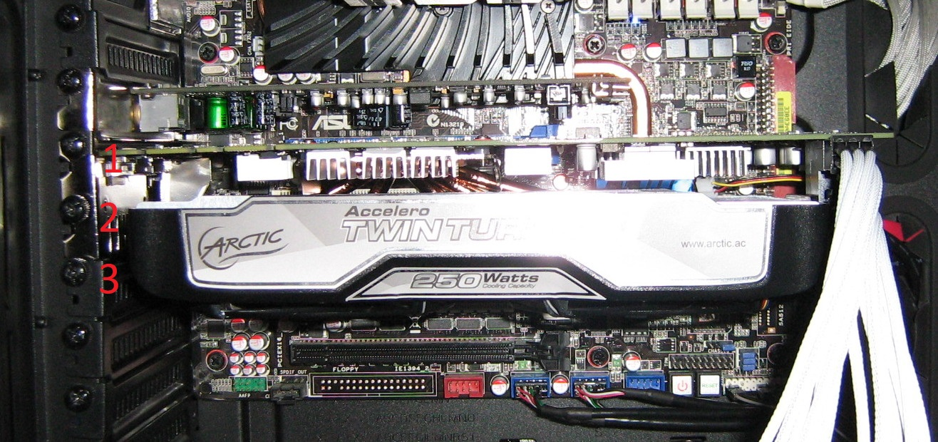 What happened to 2-slot aftermarket GPU coolers