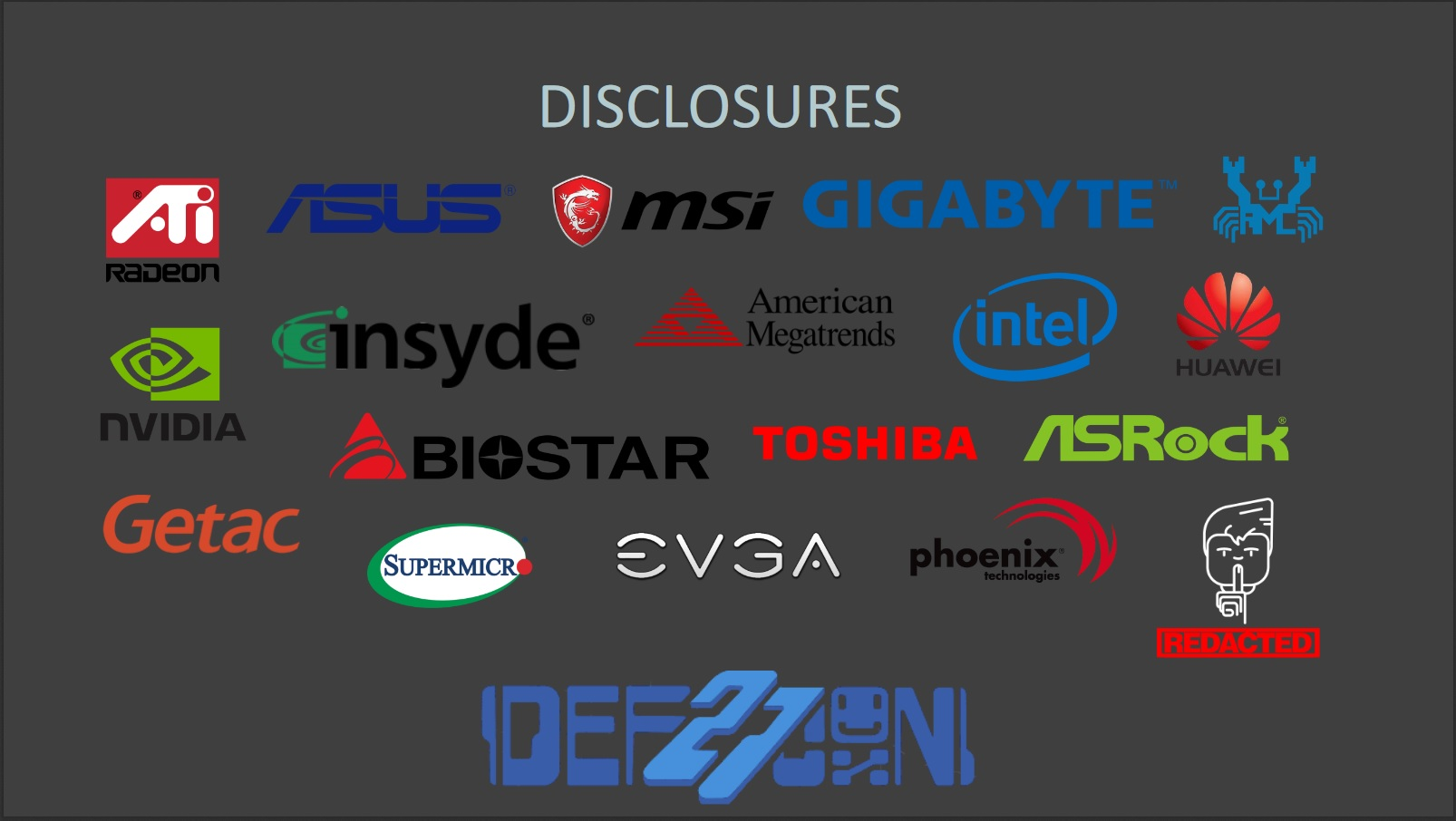 Drivers from Over 40 Manufacturers Including Intel, NVIDIA, AMD