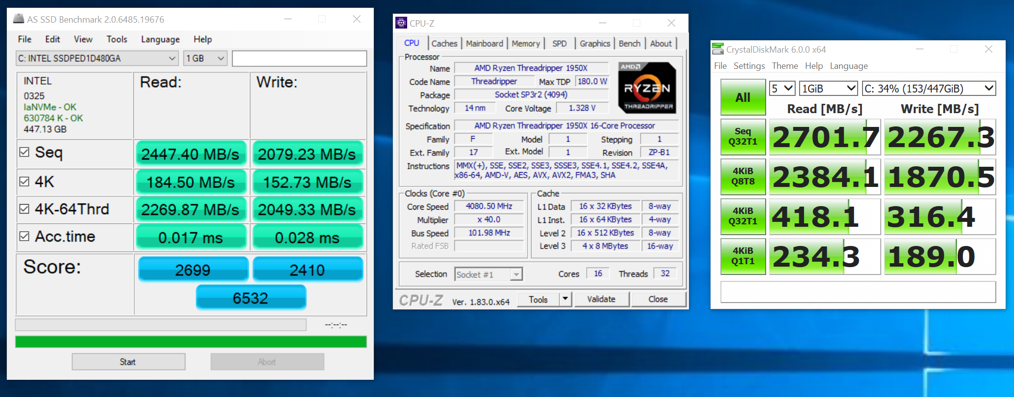 What is your AS SSD Benchmark score? | Page 8 | TechPowerUp Forums