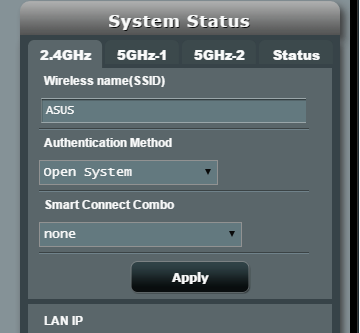 How to turn off router network discovery feature