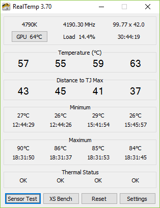 Whats best for me Air Cooling or Water cooling (for 4790k