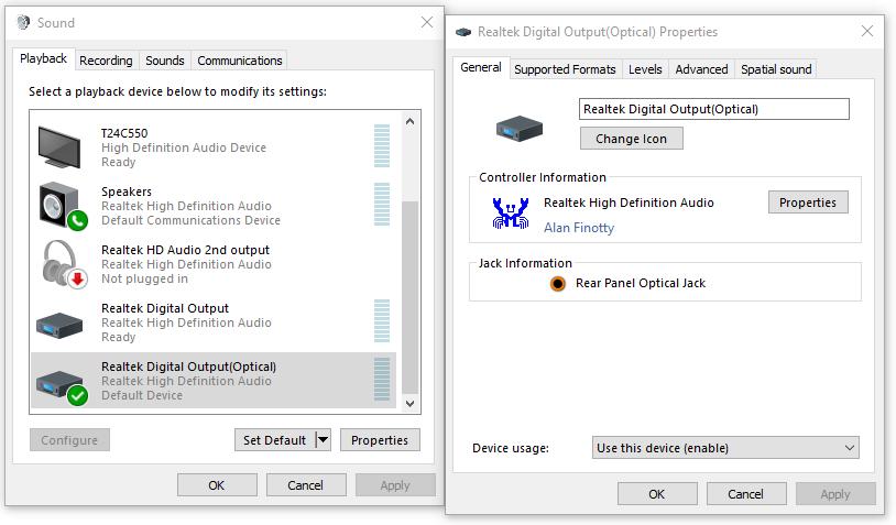 Unlocked Realtek HD Audio Drivers Windows 7 & 8 (With Dolby