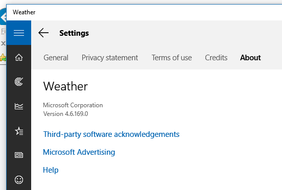 By Photo Congress || Windows 8 1 Msn Weather App Not Working