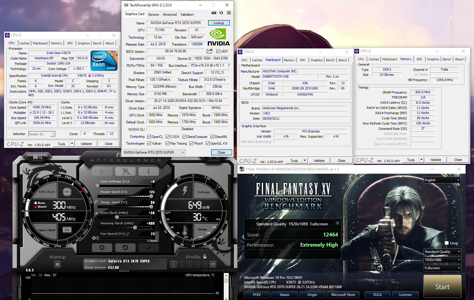 X5675 4.4Ghz oc with 1600mhz ram Final Fantasy Benchmark.png
