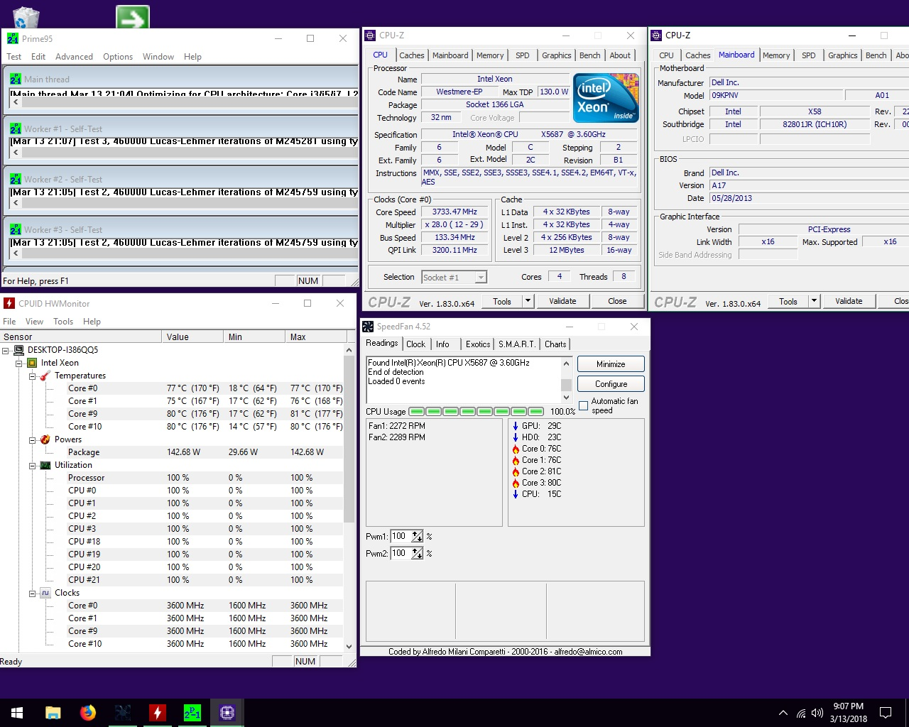 Throttlestop overclocking Desktop PCs | Page 5 | TechPowerUp Forums